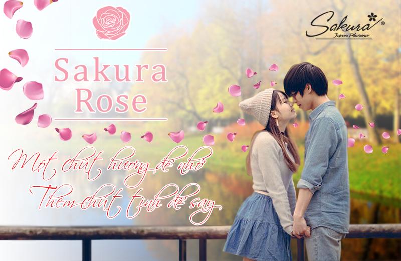 Sakura Rose - Hàm hương tình yêu