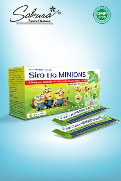 Sakura Siro Ho Minions