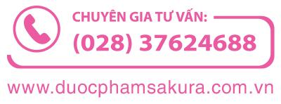 Số ĐT tư vấn của Sakura