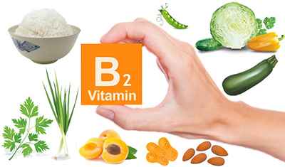 Sakura Eye Care giúp bổ sung Vitamin B2 cho cơ thể