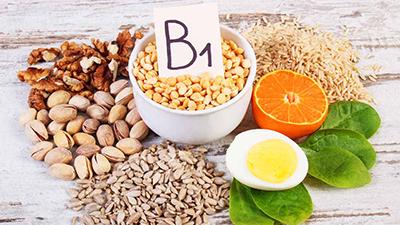 Những thực phẩm có Vitamin B1