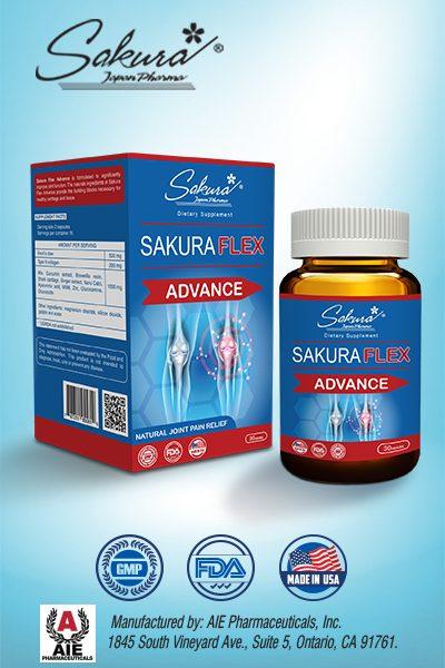 Hình mô tả Sakura Flex Advance